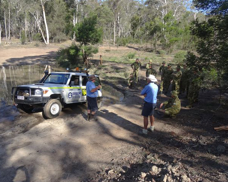 4WD Corporate Driver Training